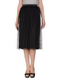 VERO MODA JEANS - 3/4 length skirt
