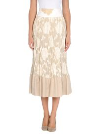ANTONIO MARRAS - 3/4 length skirt