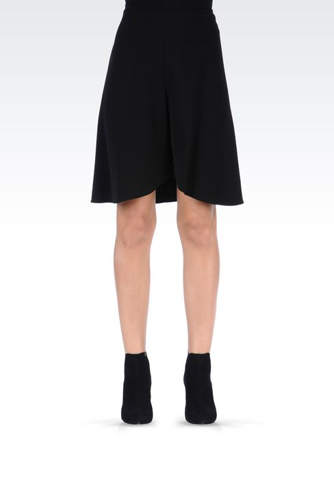 Skirts: Knee length skirts Women by Armani - 2