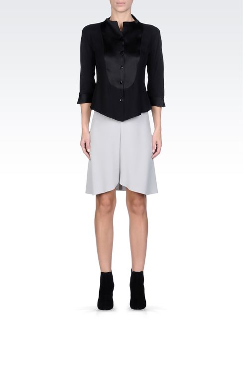 Skirts: Knee length skirts Women by Armani - 1