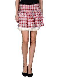 DUCK FARM - Knee length skirt