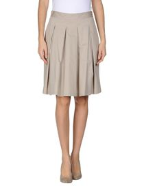ANNECLAIRE - Knee length skirt