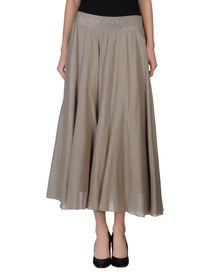 EUROPEAN CULTURE - 3/4 length skirt