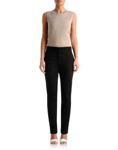 Twill Slim Leg Trousers