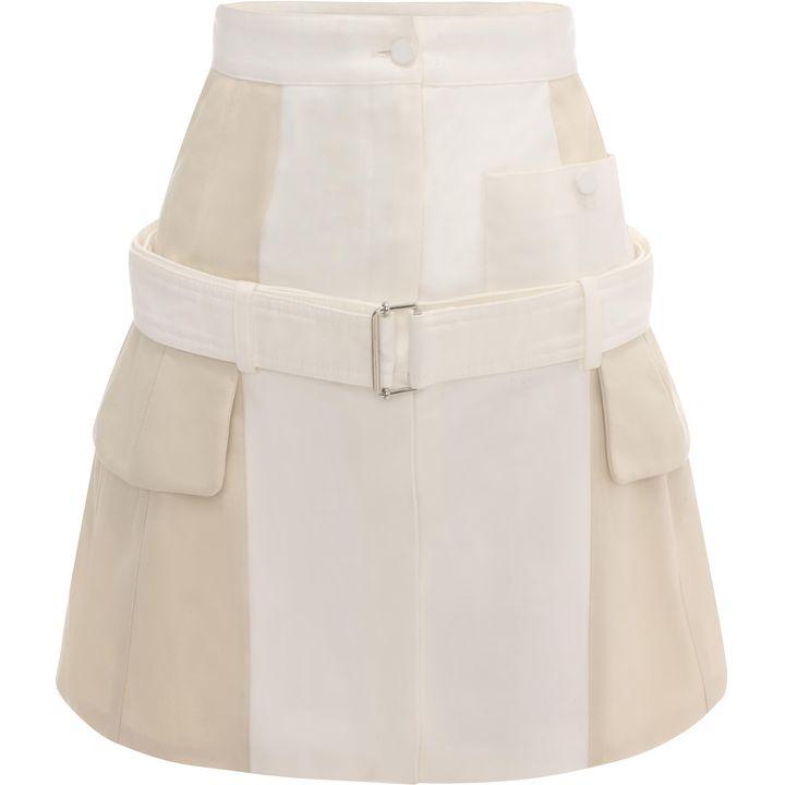 Alexander McQueen, High Waisted Utility Skirt
