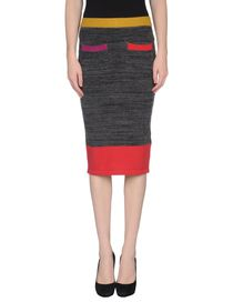 HENRIK VIBSKOV - 3/4 length skirt