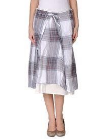 HANNOH PARIS - 3/4 length skirt