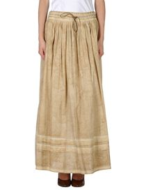 SIVIGLIA DENIM - Long skirt