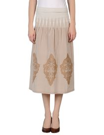ES'GIVIEN - 3/4 length skirt