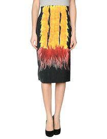 DONDUP - 3/4 length skirt