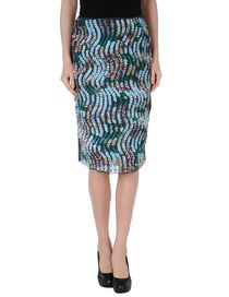 PETER PILOTTO - Knee length skirt