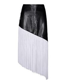 Knee length skirt - RODARTE