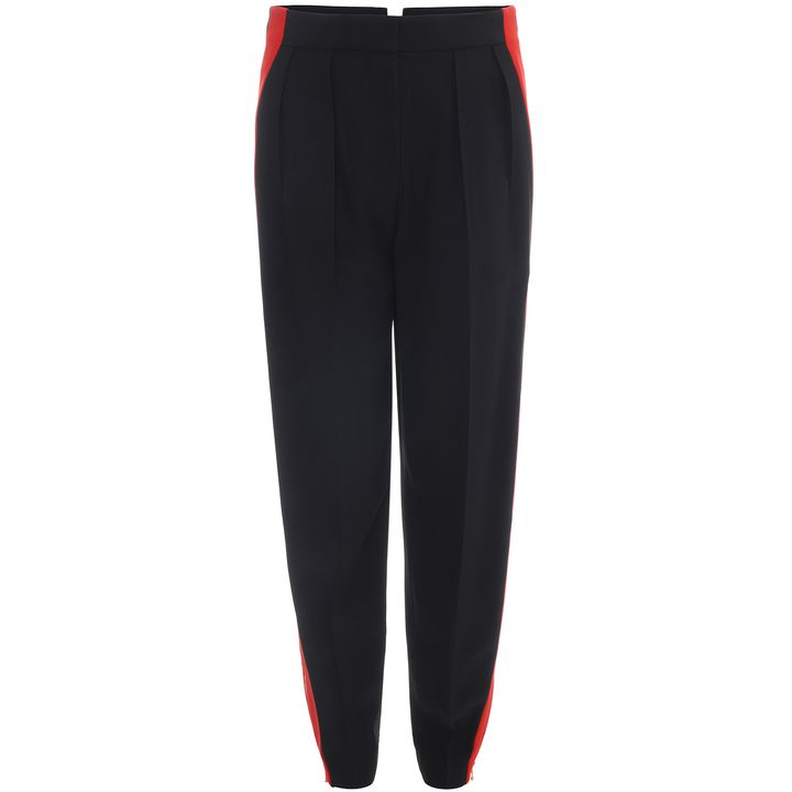 Alexander McQueen, Contrasting Oversized Trousers