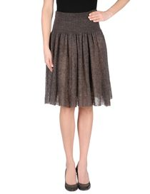 ZANONE - Knee length skirt