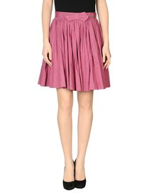 GALLIANO - Knee length skirt