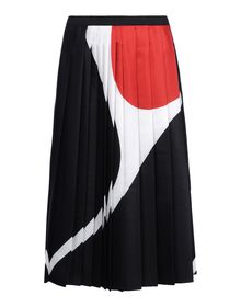 3/4 length skirt - NEIL BARRETT
