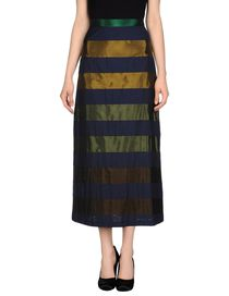 ERIKA CAVALLINI SEMICOUTURE - Long skirt