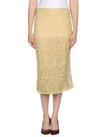 ALESSANDRO DELL'ACQUA - 3/4 length skirt
