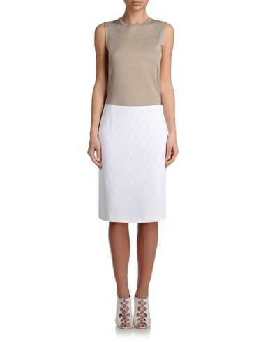Diamond Jacquard Skirt