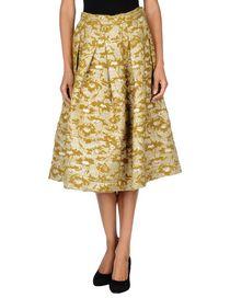 ROBERTO COLLINA - 3/4 length skirt