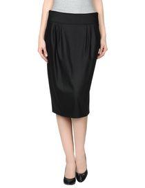 BURBERRY LONDON - 3/4 length skirt