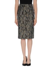 CLASS ROBERTO CAVALLI - 3/4 length skirt