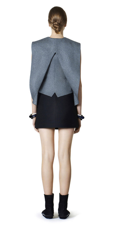 Balenciaga Bounce Mini Skirt