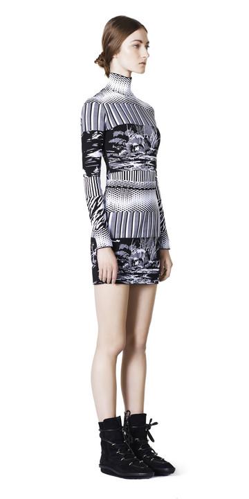 Balenciaga Minigonna 'Ski'