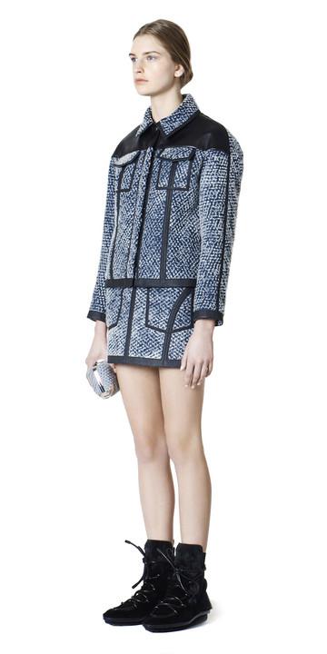 Balenciaga Urban Mini Skirt