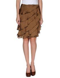 RALPH LAUREN BLACK LABEL - Knee length skirt