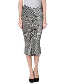 GIORGIO ARMANI - 3/4 length skirt