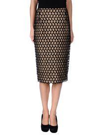 ALEXANDER MCQUEEN - 3/4 length skirt