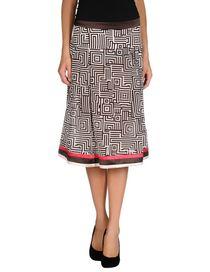 CARACTERE - 3/4 length skirt