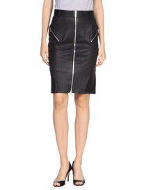 McQ Alexander McQueen - Knee length skirt