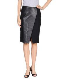 NEIL BARRETT - Knee length skirt