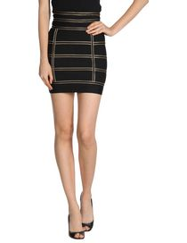 BALMAIN - Mini skirt