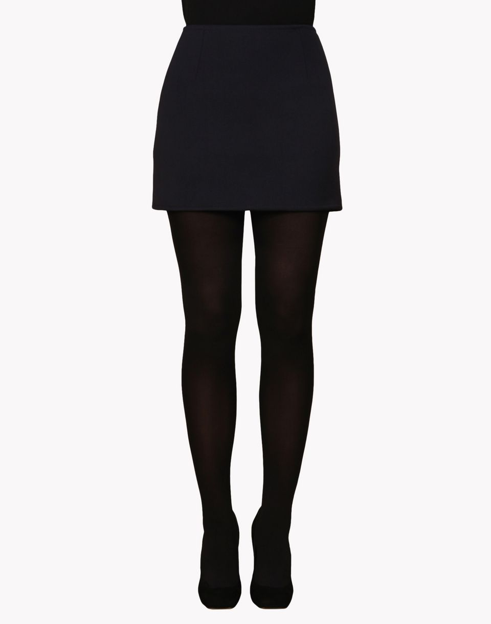 mod 60's mini skirt skirts Woman Dsquared2