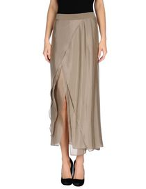 BRUNELLO CUCINELLI - Long skirt