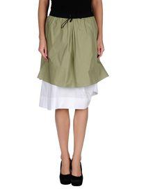 CACHAREL - Knee length skirt
