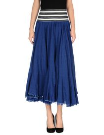 (+) PEOPLE - Denim skirt