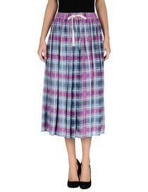 ALYSI - 3/4 length skirt