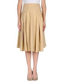 DRIES VAN NOTEN - 3/4 length skirt