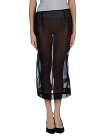 DONDUP - 3/4 length skirt