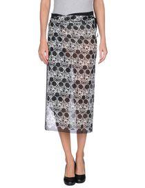 ANN DEMEULEMEESTER - 3/4 length skirt