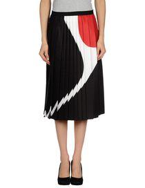 NEIL BARRETT - 3/4 length skirt
