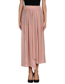 MARIOS - 3/4 length skirt