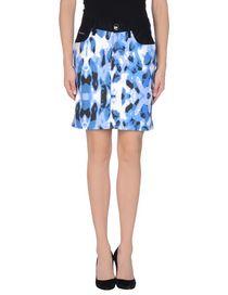 PHILIPP PLEIN COUTURE - Denim skirt