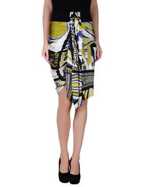 EMILIO PUCCI - Knee length skirt