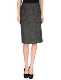 CALVIN KLEIN COLLECTION - Knee length skirt