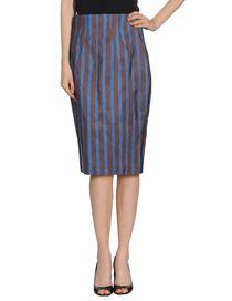 AQUILANO-RIMONDI - 3/4 length skirt